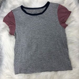 American Eagle Outfitters | Ringer Tee Shirt